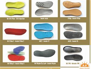 Video chế tạo máy móc & sản xuất phụ liệu giày dép