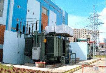 Sửa chữa bộ máy biến áp 110 KV Trạm Mỹ Tho