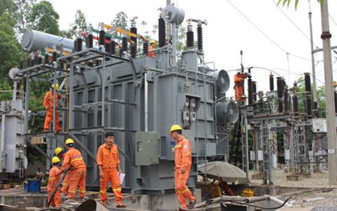Sửa chữa bộ OLTC máy biến áp 110 KV Trạm Long Xuyên