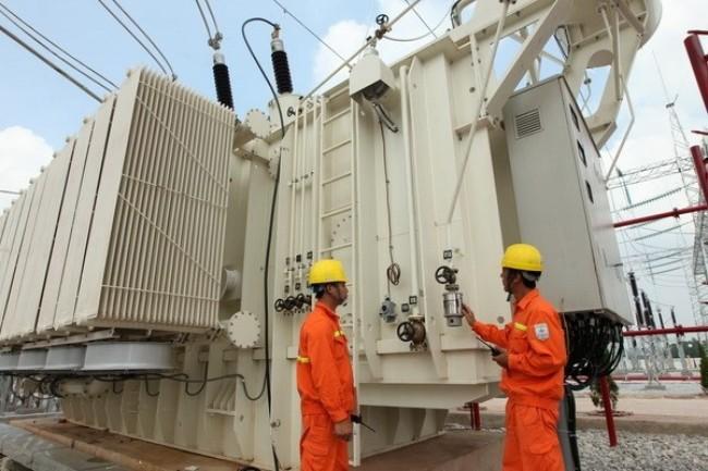 Sửa chữa bộ OLTC máy biến áp 220 KV Trạm Thuận An, Bình Dương